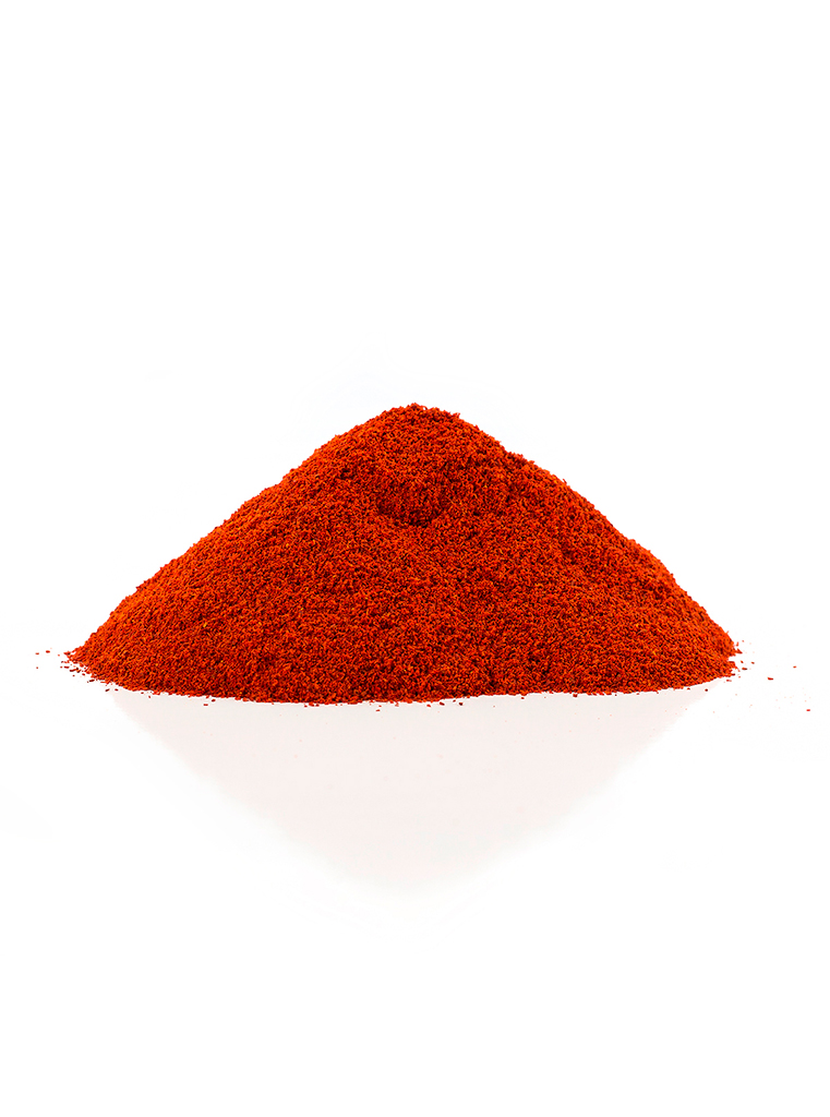 Crushed saffron